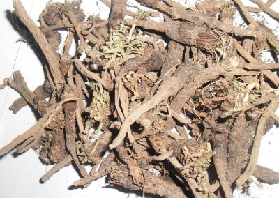 Pellitory roots herbs