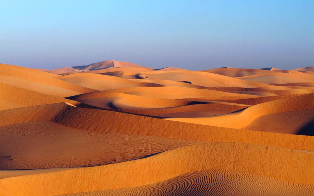 Desert East perfume