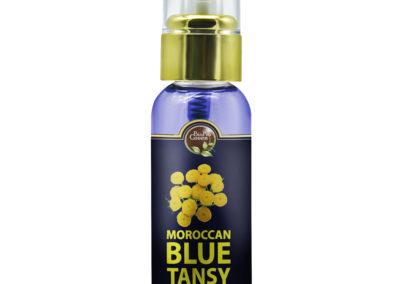Moroccan Blue Tansy Essential Oil - Moroccan blue chamomile
