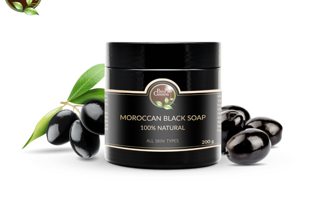 The Moroccan Black Soap and its Benefits