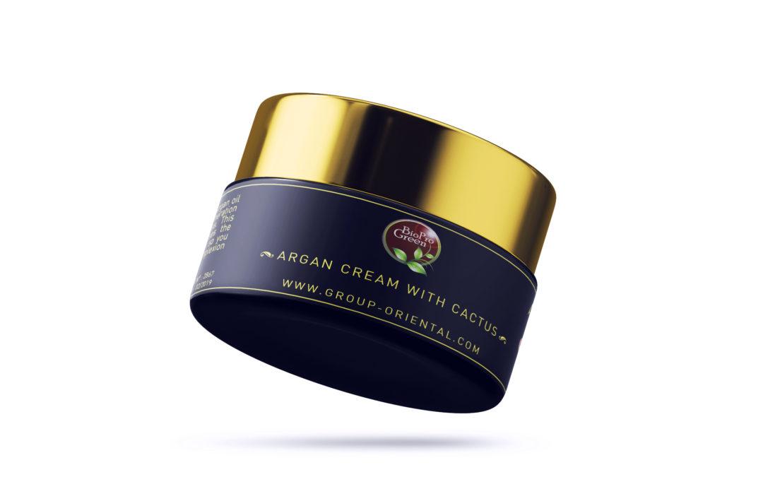 Regenerating Anti aging Face Prickly Pear Cream Face Cream Antiaging