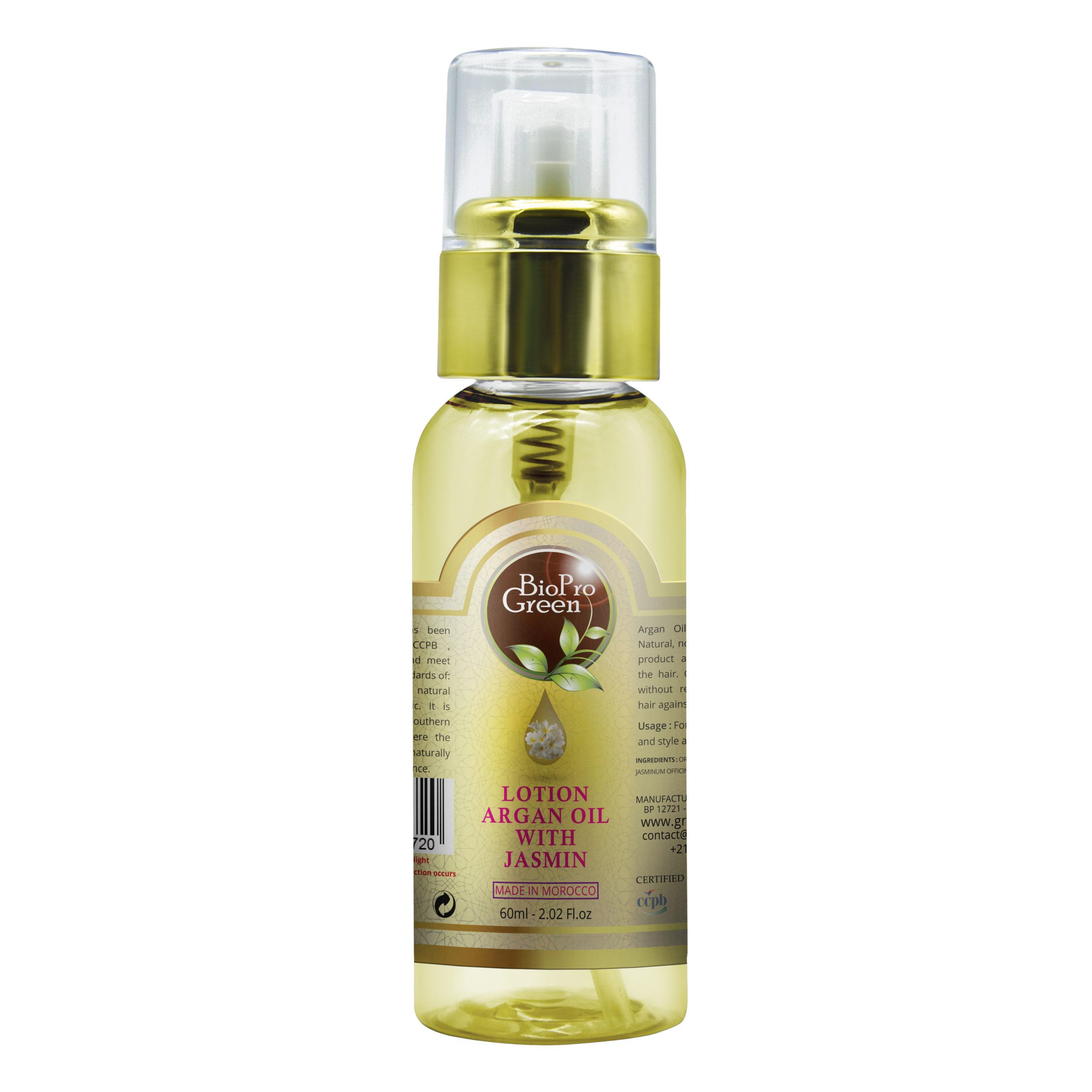 argan oil with flavor