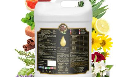 Argan Oil With Flavor Hair Serum 100% Natural Formula