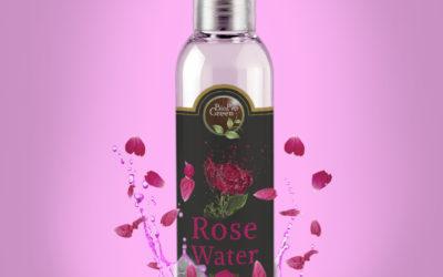 Rose Water Private Label Organic Antioxidants Moisturizing Whitening Face Skin Care Rose Water Facial Mist Toner Spray