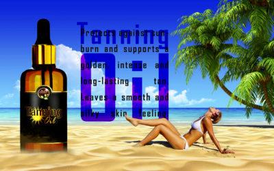 New Arrival Sunless Self Tanning Spray Organic Self Tanning Bronzing Tanning oil