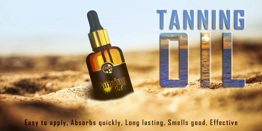 BioProgreen Tanning Oil