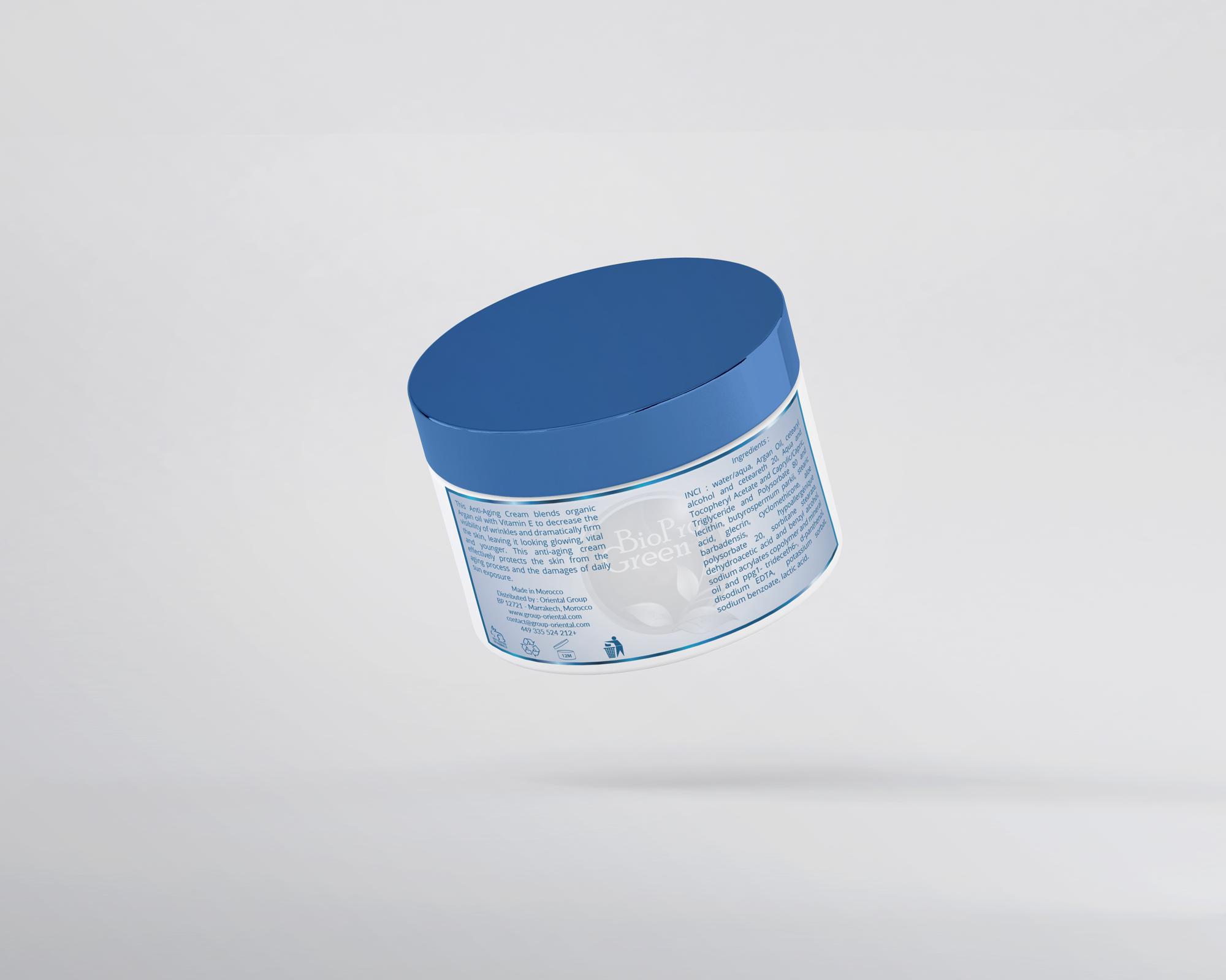 Argan anti-aging cream moroccan