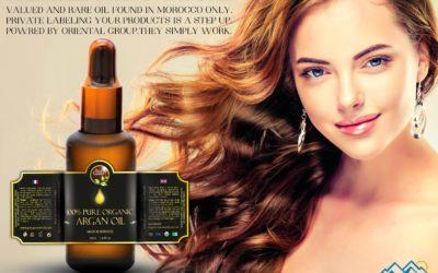 Argan Oil Hair Treatment Argan Oil Hair Curly Treatment Private Label Restore Bouncy Curls Long Lasting Waves