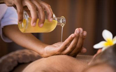 Massage Oil Relaxing Organic Argan Oil Massage Healthy Care Relaxing Massage Serum
