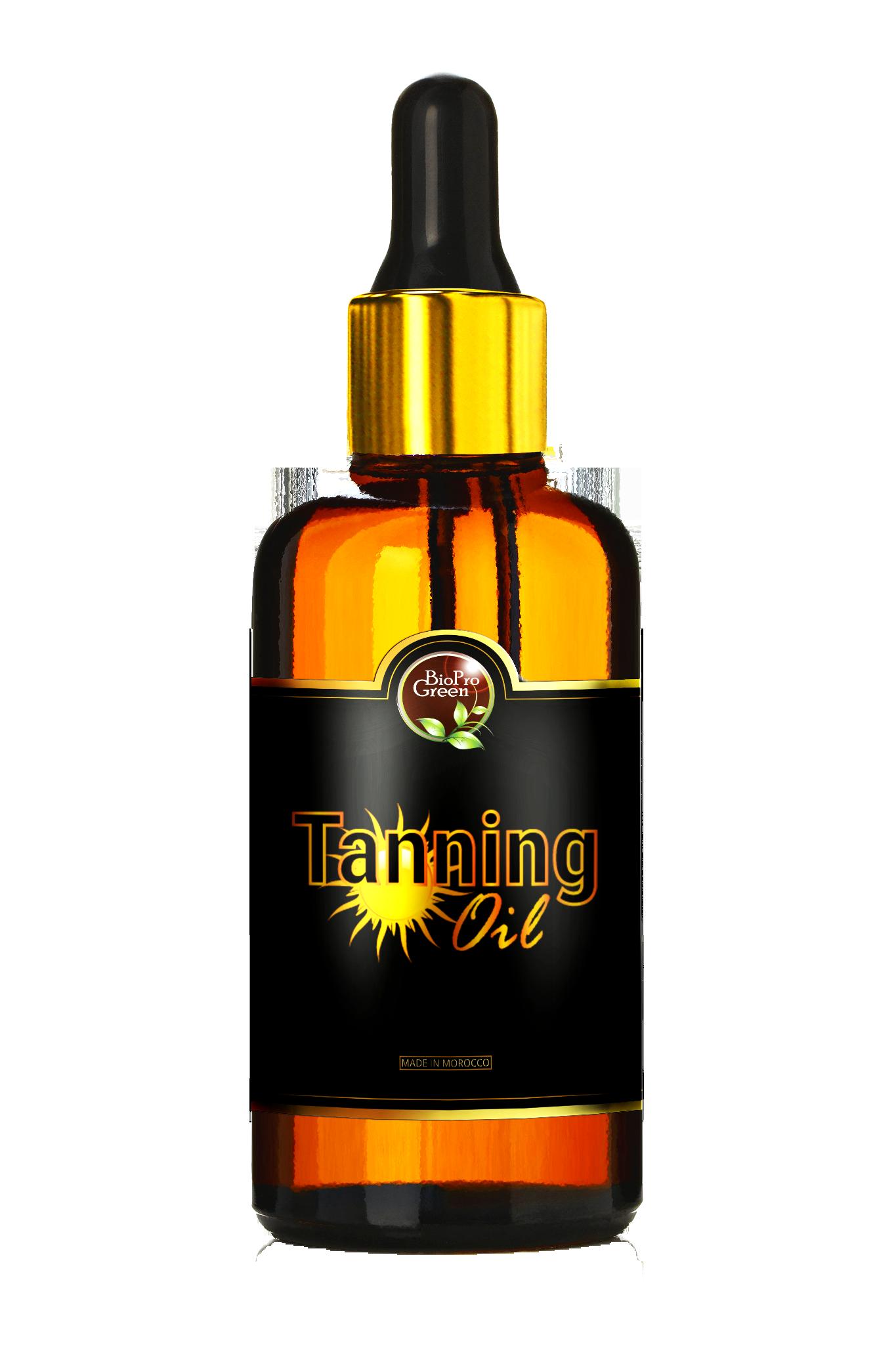 Tanning Oil BioProgreen